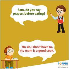 Haha... #Joke | #Funny | #Student | #Teacher