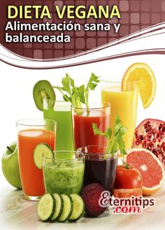 Dieta Vegana para Adelgazar: RIESGOS