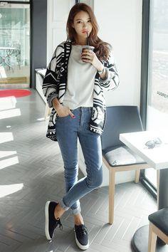 Everyday new dahong ulzzang fashion, fashion fashion, daily fashion, everyday fashion, fashion Korean Girl Fashion, Korean Fashion Trends, Ulzzang Fashion, Korea Fashion, Asian Fashion, Look Fashion, Daily Fashion, Everyday Fashion, Casual Chic Outfits
