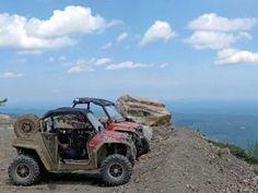 Ride Area - Windrock Tennessee Treasure