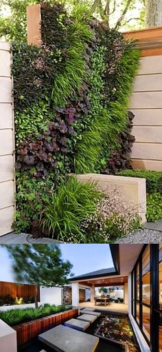 Pin by Western Houses Design  Ideas on Modern yard - Landscaping