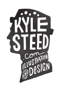 tendencies. One fella we found online is Kyle Steed. His works covers typography, icon design, photography, and rebranding. His simple hand-...