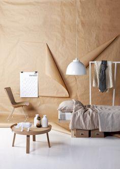 Trend Alert! Lamps in off places #bedroom