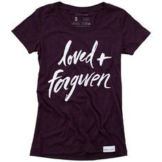 https://www.shopwalkinlove.com/collections/womens/products/loved-forgiven-amethyst-womens-fitted-t-shirt