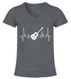 guitar (12) guitar T-shirt