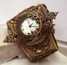 steampunk jewelry- yes...yes...yes.