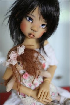JpopDolls.net::Dolls::Kaye Wiggs Dolls::Miki::Kaye Wiggs Miki Sunkissed Human (PREORDER)