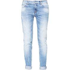 Zara Skinny 5 Pockets Jeans (€18) ❤ liked on Polyvore featuring jeans, pants, bottoms, calças, light blue, skinny fit jeans, skinny leg jeans, zara jeans, super skinny jeans and 5 pocket jeans