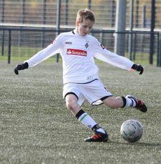 Der 13-jährige David Müllers über das Ziel Fußball-Profi zu werden