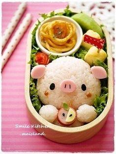 Cute little piggy