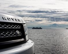 The view from here is beautiful.     #RangeRoverSport #Seattle