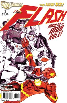 the flash comic book photos   Comic Book Preview: 'The Flash' #3   GeekRest