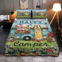 Quilt Bedding, Quilt Sets, Happy Campers, Stay Warm, Sam Young, Classic Style, Rv, Quilts, Blanket