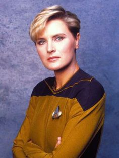 """Lieutenant Natasha """"Tasha"""" Yar, played by Denise Crosby, is a character in Star Trek: The Next Generation.[1] In the fictional series, the character served as chief of security aboard the USS Enterprise-D for the first season"""