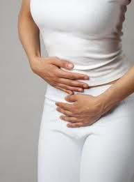 "To get rid of stomach bloat drink 2L of ""Slimming Water"" everyday:  2L of water, 1 tsp of grated ginger root (anti-inflammatory), 1 med cucumber (mild diuretic)peeled and thinly sliced, 1 med lemon (aids digestion) thinly sliced and 12 mint leaves(diuretic and natural remedy for digestive problems)."