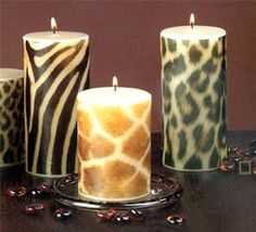 Could put these candles throughout my house !