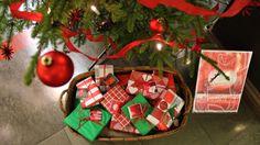 Rikun toisen kerroksen kuusen alle on paketoitu lahjoja asiakkaitamme varten. Tule tutkimaan lahjakoria. Ainakin keski-ikäinen rakastunut mies, runoilevien naisten ystävä ja stressaantunut yökukkuja löytävät Rikusta omat pakettinsa. Paketin saa lainaan samaan tapaan kuin muutkin kirjaston materiaalit – kirjastokorttia vilauttamalla.  Varmista itsellesi jouluksi ainakin yksi paketti! Täydellä palautusoikeudella!