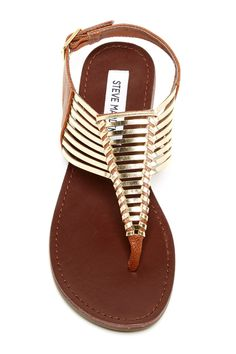 Selinee Sandal - love these Dream Shoes, Crazy Shoes, Me Too Shoes, Ankle Strap Sandals, Leather Sandals, Shoes Sandals, Flats, Fashion Shoes, Fashion Accessories
