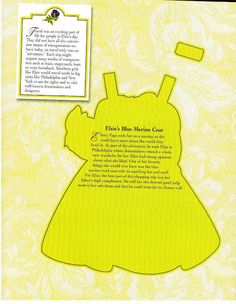 ELSIE DINSMORE Paper Doll Collection 18 of  36