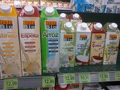 Diário de uma Dietista : Intolerância ao leite - Opções?