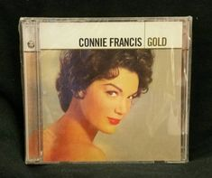 CD: Connie Francis - Gold ⠀  ⠀  WOW, Look!!, we see 50 tracks on 2 CDs: