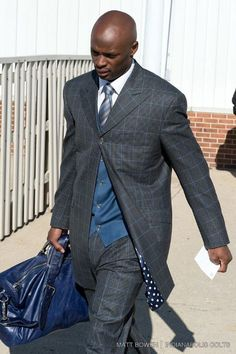 Traveling in Style: Reggie Wayne, #Colts WR