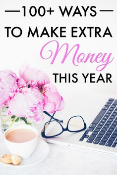 100+ Ways To Make Extra Money This Year. Looking for ways to make extra money online and off? You are sure to find some great ideas that will work for you!