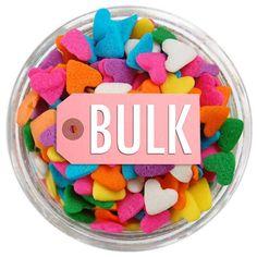 Bright Heart Sprinkles BULK