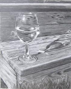 wood glass
