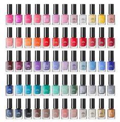 Als je OPI nagellak te duur vind is HEMA nagellak goede tweede plaats. Blijft goed zitten ongeveer 2, 50 per potje.