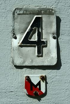 Number #four