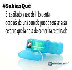 #SabiasQué #OdontólogosCol #Odontólogos