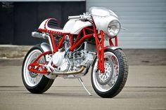 Ducati GT1000 Shifter by Yuri Shif Custom