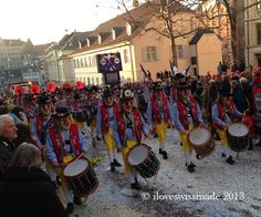 Basel Fasnacht 2013