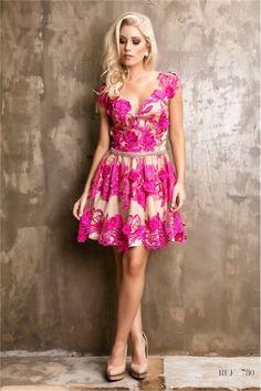 Vestidos de festas online!