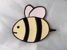 Bee and Puppycat Cosplay - Professionally Embroidered Patch