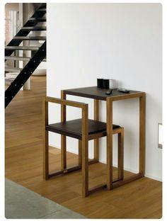Dennis Minimalist Selfish Chair