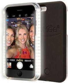 LuMee Lighted Black iPhone Case - 6 Plus/6S Plus