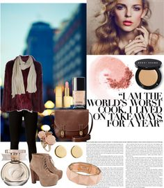 """a day in the city"" by harrietf on Polyvore"