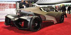 Sbarro's Evoluzione Shows Lamborghini How It's Done | automotive99.com