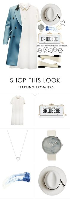 """Untitled #1981"" by lullilia ❤ liked on Polyvore featuring Chanel, Kate Spade, Tiffany & Co., Eyeko and Calypso Private Label"