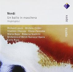 Verdi: Un Ballo In Maschera (Highlights) TELDEC…