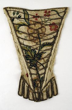 Stomacher Date: first quarter 18th century Culture: British