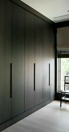Garderobekast Ontwerp Mees Hurkmans Simple Wardrobe Doors inside sizing 764 X 1466 Bedroom Wardrobe Door Designs - A bedroom is but one's most personal and private sanctuary, and the bedroom […] Wardrobe Door Designs, Wardrobe Design Bedroom, Closet Designs, Wardrobe Ideas, Closet Ideas, Small Bedroom With Wardrobe, Wardrobe Makeover, Bedroom Closet Doors, Wardrobe Closet