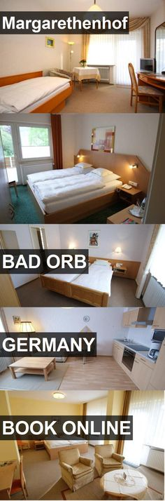 Hotel Margarethenhof In Bad Orb, Germany. For More Information, Photos,  Reviews And
