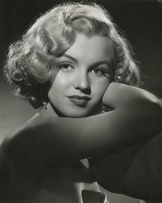 Marilyn Monroe publicity photo for All About Eve by Laszlo Willinger