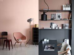 Ladybirds Nest: Dusty pink, tåkerosa og pudder...