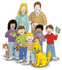 childhood The Magic Key books. My primary school reading books. I remember thoroughly enjoying them!