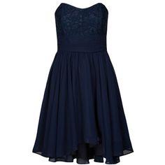 Wunderschönes #Bustierkleid von Swing, das durch sein besticktes Oberteil überzeugt! #beauty #abiball #abendoutfit ♥ ab 109,95 €