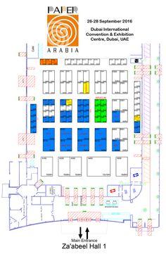 Floor Plan Paper Arabia 2016